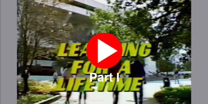 Learning for a Life Time – How to Succeed in Business Part I