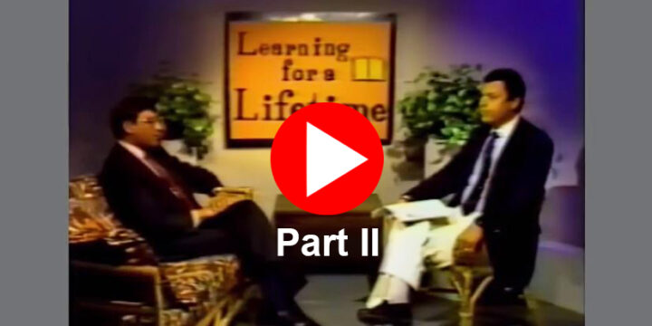 Learning for a Life Time – How to Succeed in Business Part II