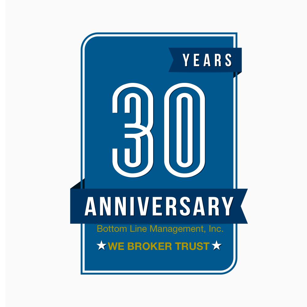 Bottom Line Management, Inc. Celebrates 30th Anniversary